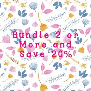 Other - Bundle your likes and save 20%.